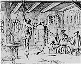 torture often came with persecution